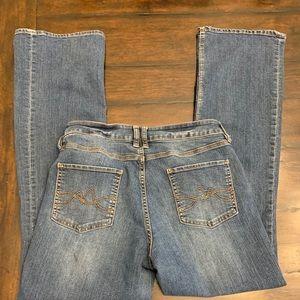 EUC NY & co women's jeans